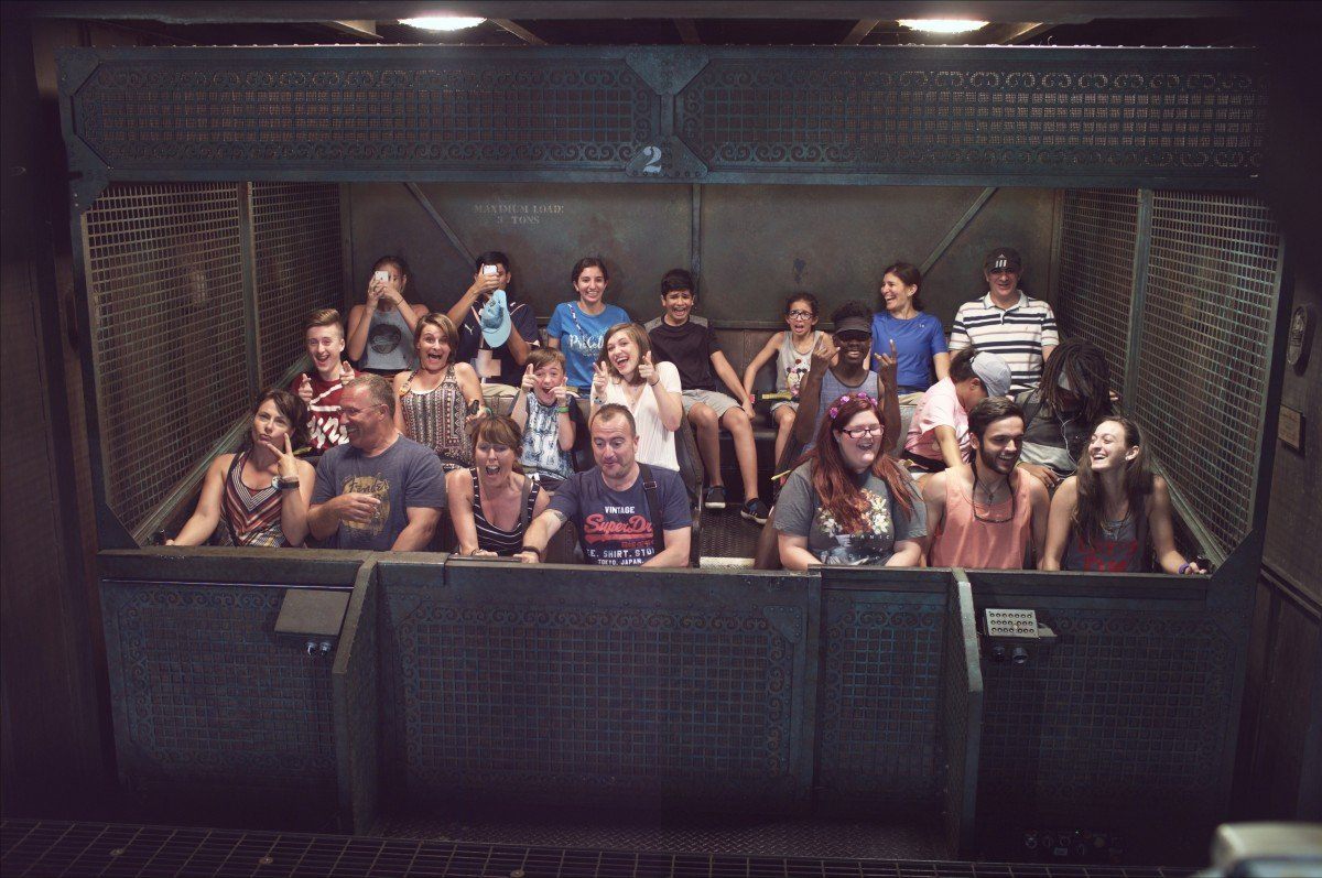 twilight zones tower of terror ride