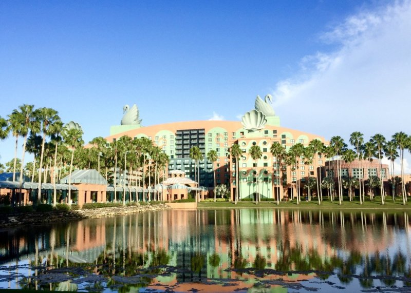 Tips on the Walt Disney World Swan and Dolphin
