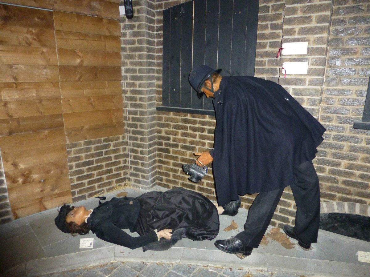 The Jack Ripper museum