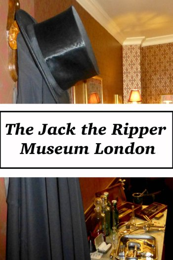 Visit the Jack the Ripper Museum London