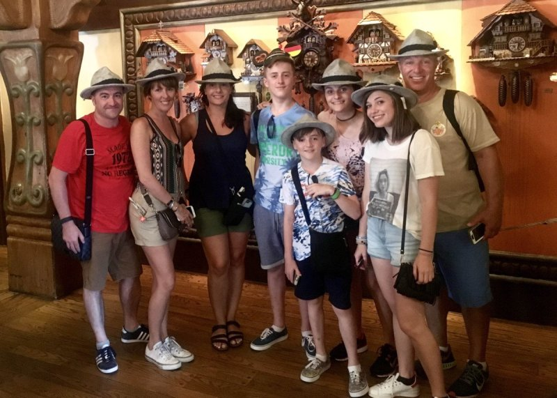 Epcot Hats Around the World, Germany Tips.