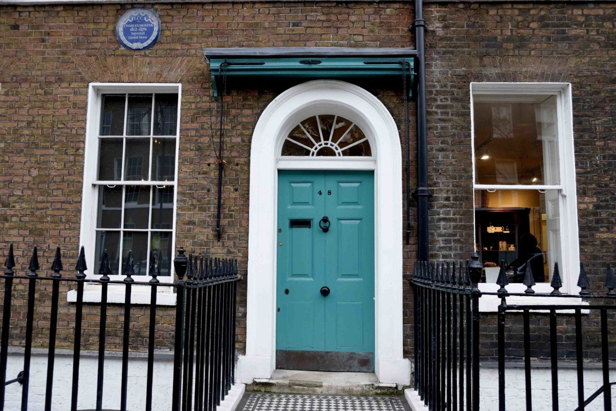 The Charles Dickens Museum London. 48 Doughty street
