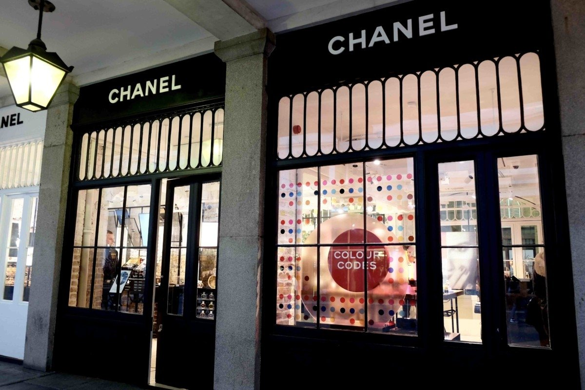 Chanel store  Covent Garden is the Heart of Beauty Shops in London ?