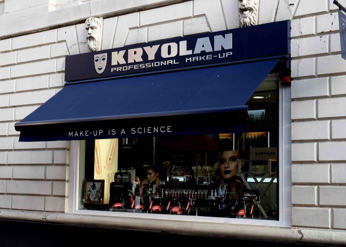 kryolan professional store  Covent Garden is the Heart of Beauty Shops in London ?