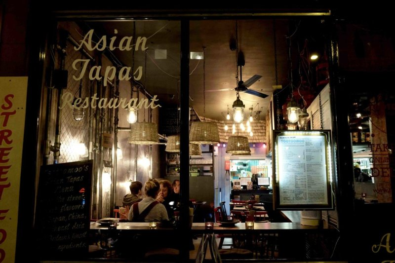 Tootoomoo Pan Asian Tapas