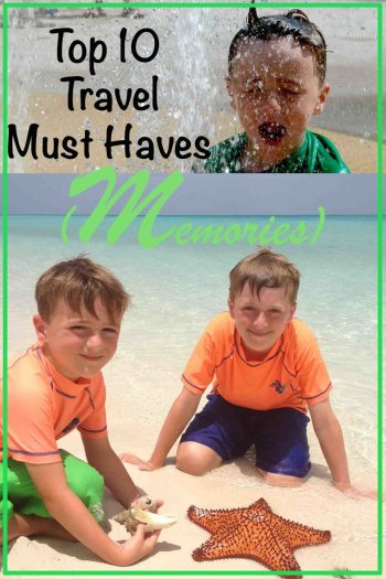 Top 10 Travel Must Haves Memories Mark Warner