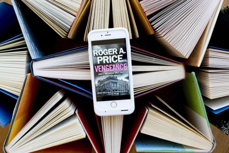 Vengeance by Roger A Price – Book review
