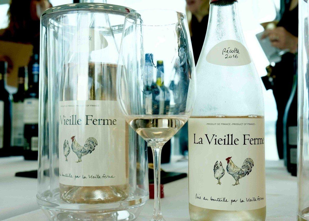La Vielle Ferme Rosé 2016 abv 12.5% £6.99
