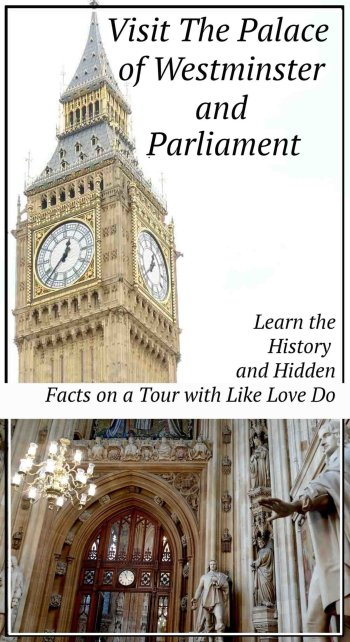 The Palace of westminster and Parliament