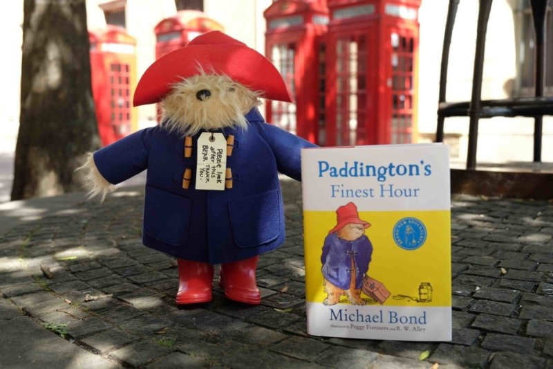 Paddington's Finest Hour review with Harper and Collins summer tour