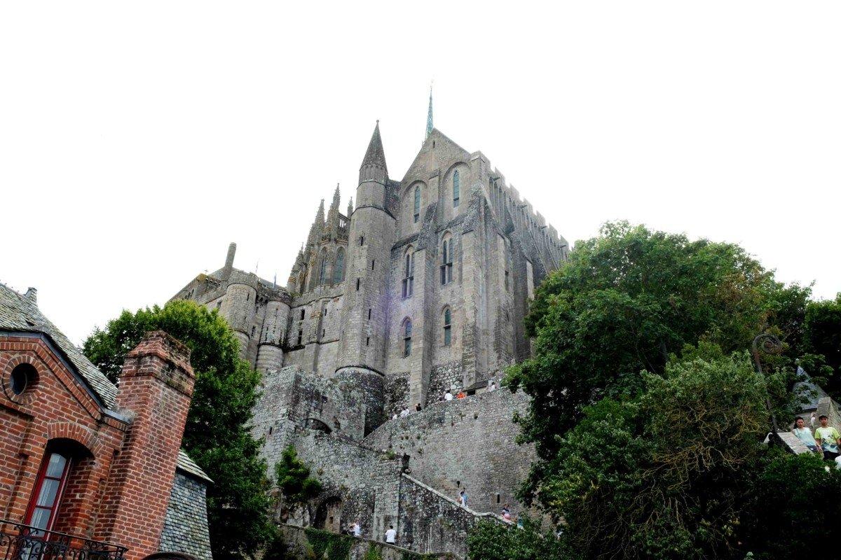 The Abbey Le Mont Saint Michel