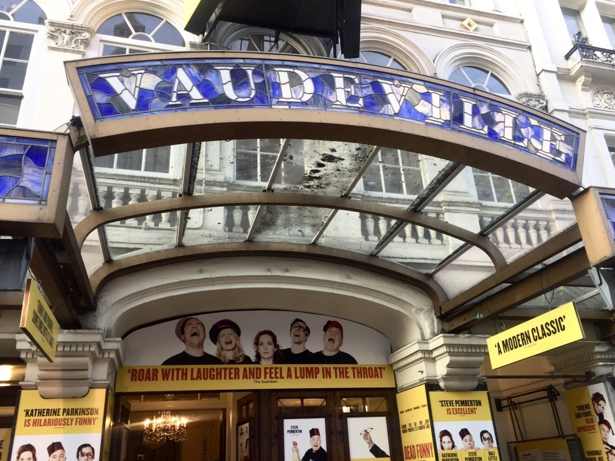 The Vaudeville theatre How to get cheap theatre tickets in London