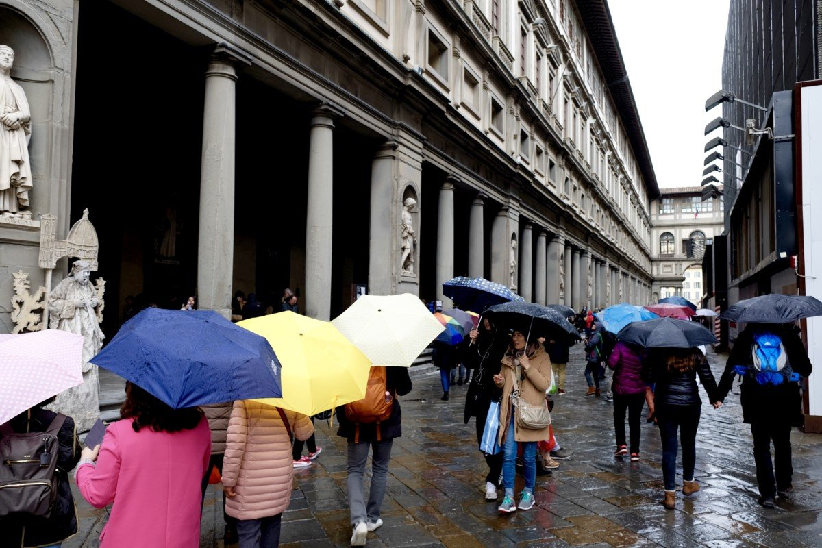 The Uffizi GalleryVisit Florence and Michelangelo's David and Duomo with Livitaly