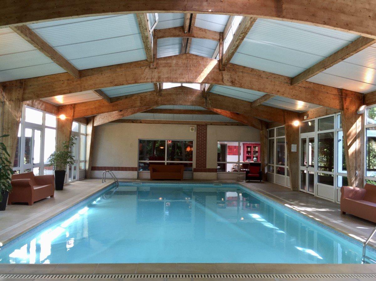 L'Assiette Champenoise Swimming Pool