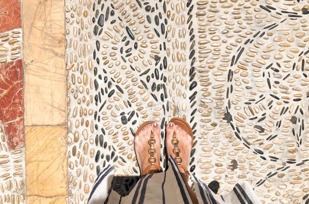 These 20 Tips Will Help you Relax on a Mediterranean Cruise cobbled streets of Malaga