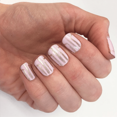 Geometric Nail Art Tips
