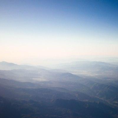 West Coast In Flight