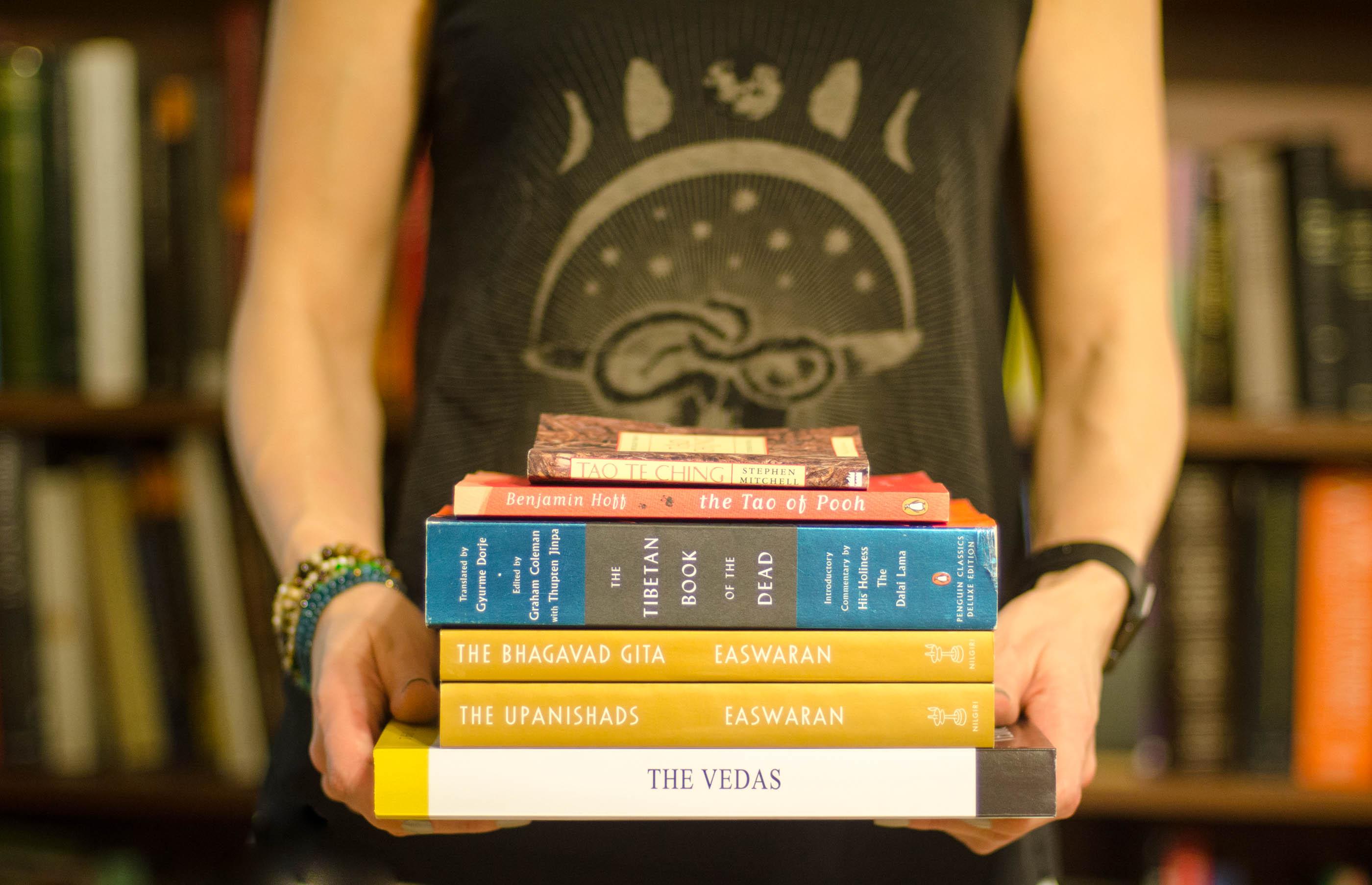 yoga philosophy reading list