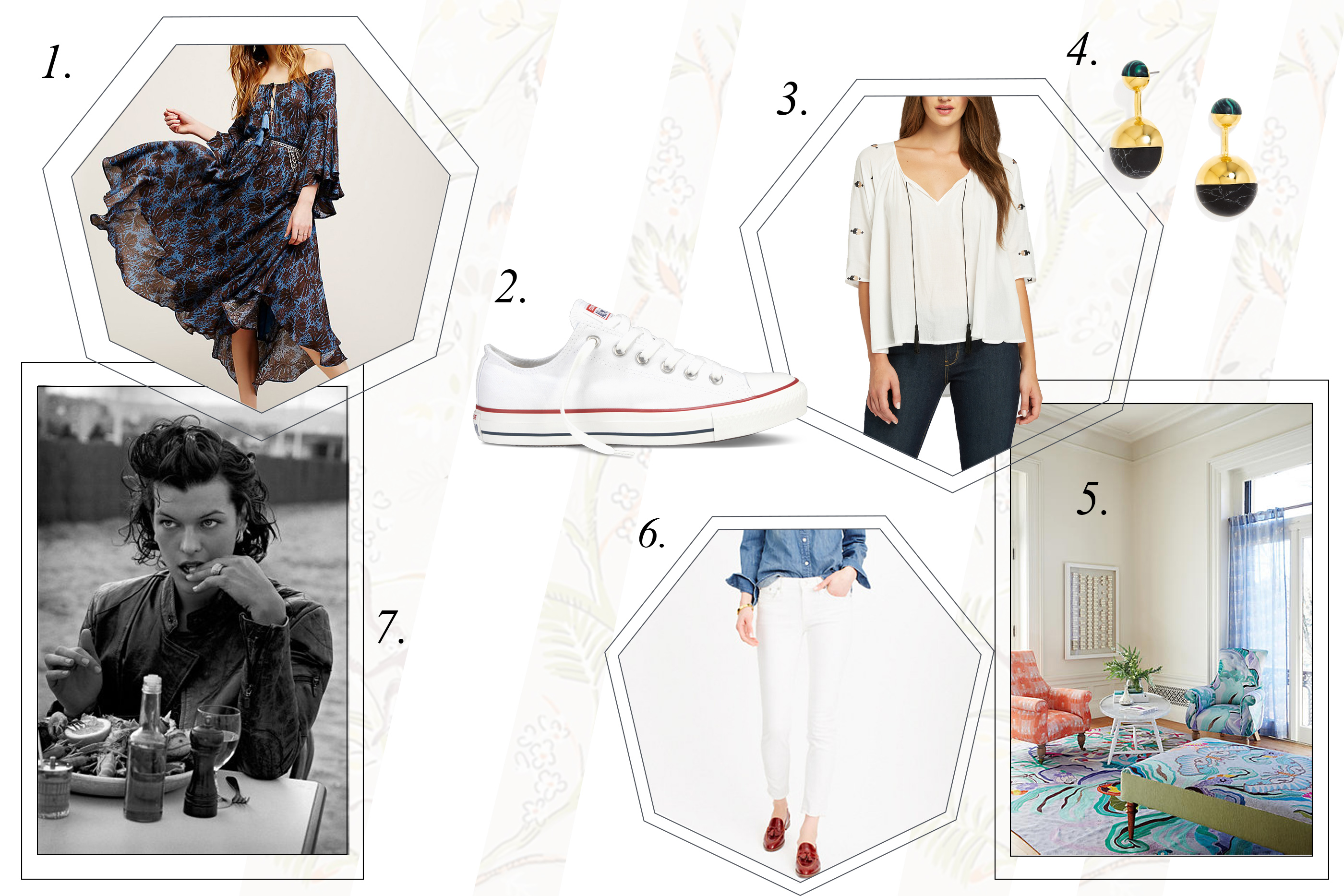 What To Wear With White Converse Sneakers