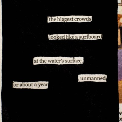 How to Write Blackout Poetry