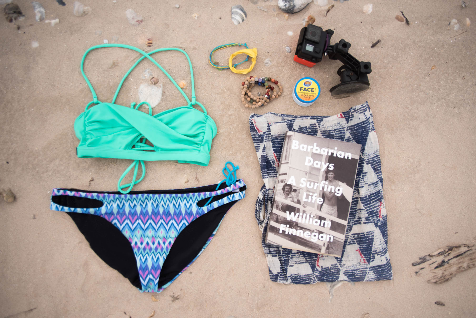 calavera swimwear front