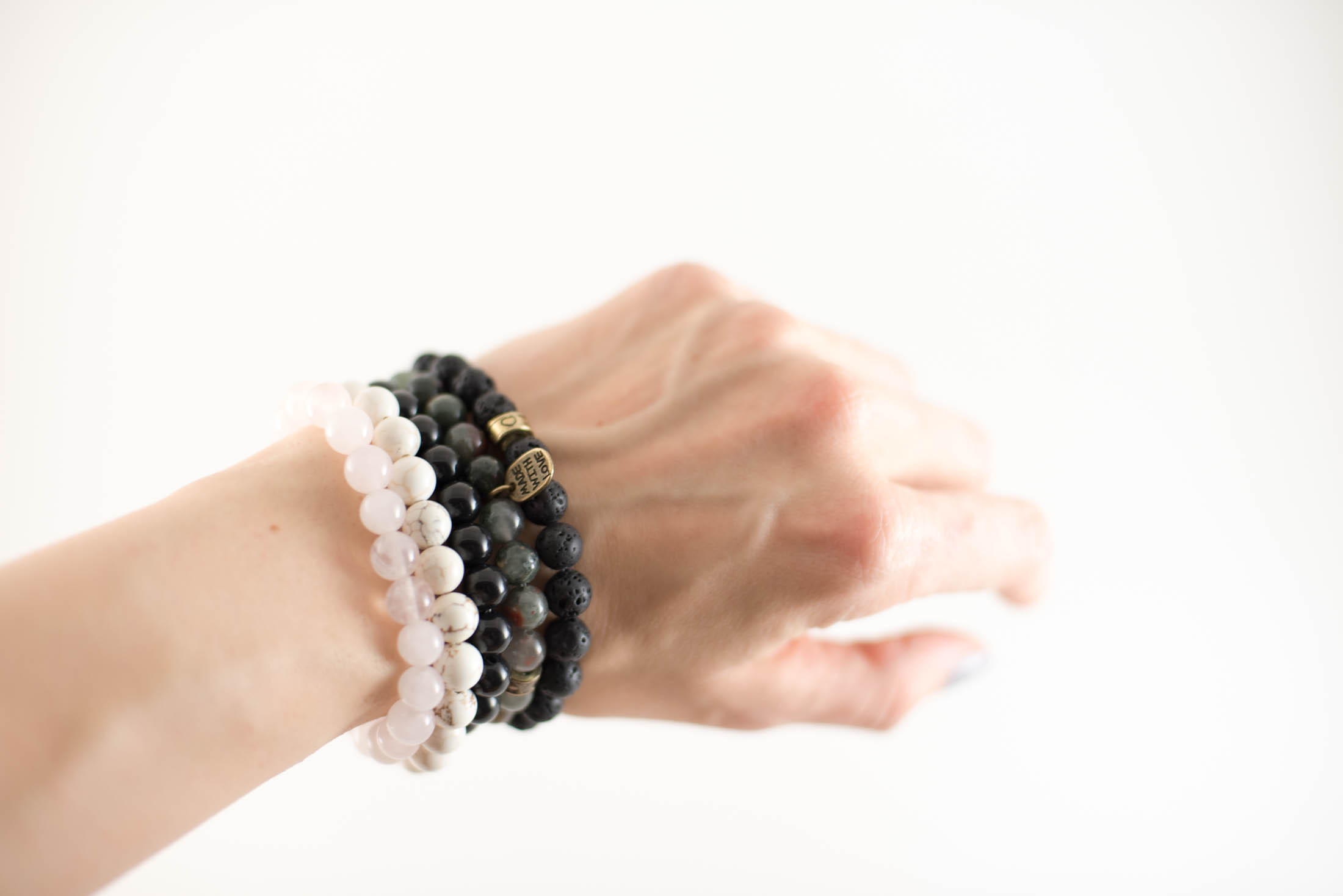 diy power bracelets