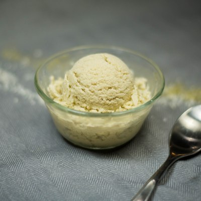 Paleo Green Tea Coconut Ice Cream Recipe