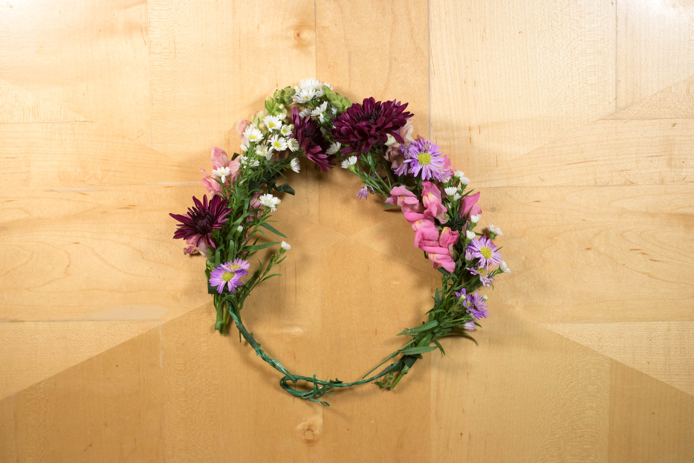 DIY Flower Crown Likely By Sea