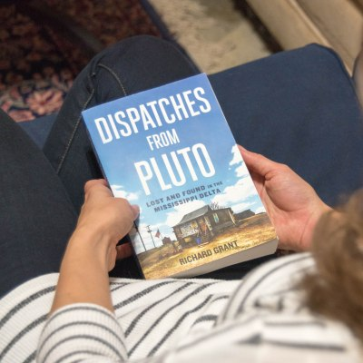 Dispatches From Pluto Book Review + Lemuria Bookstore