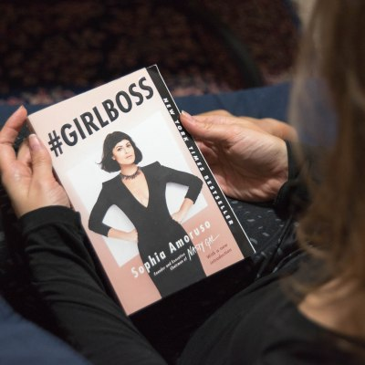 #GIRLBOSS Book Review + Nasty Galaxy