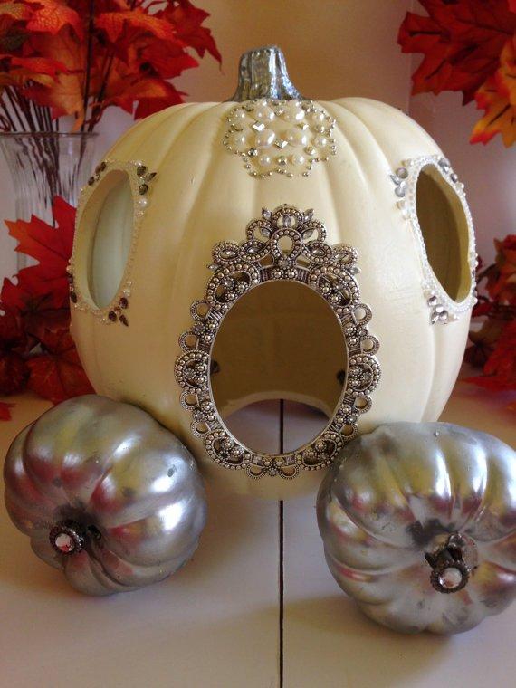 cinderella pumpkin halloween