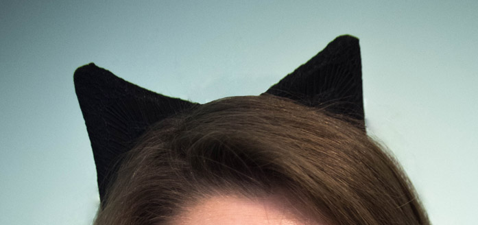 diy cat ears