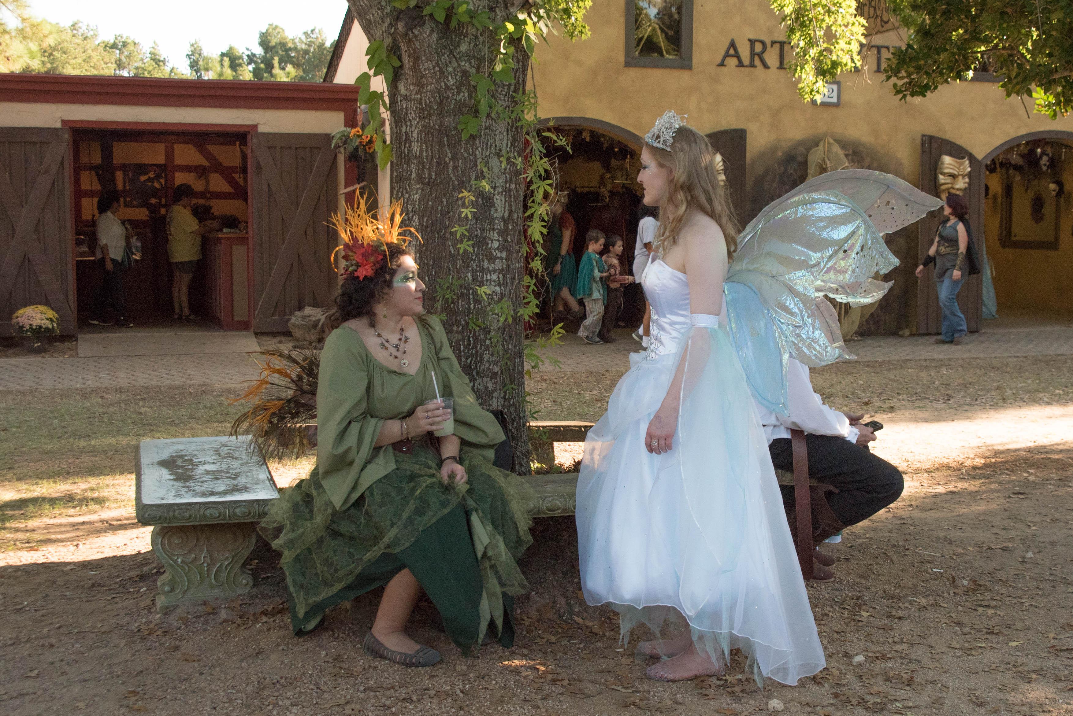 ren fest fairy
