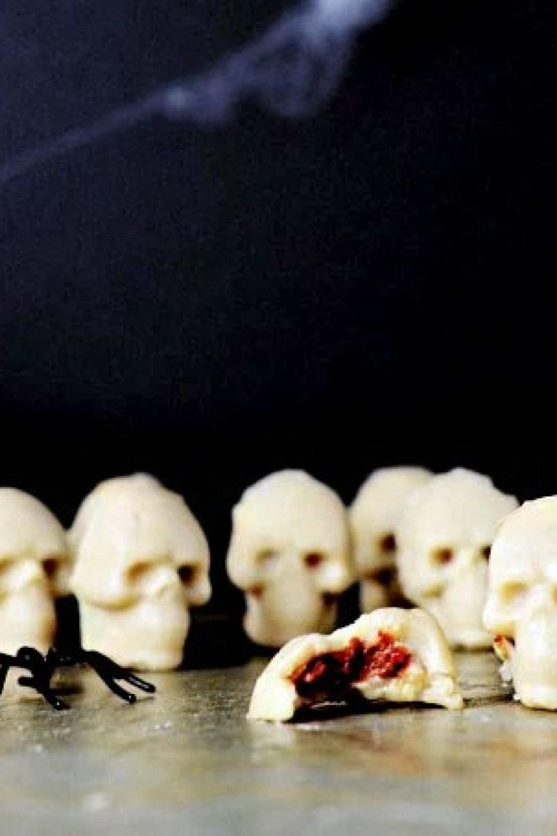 vegan skull crusher candy