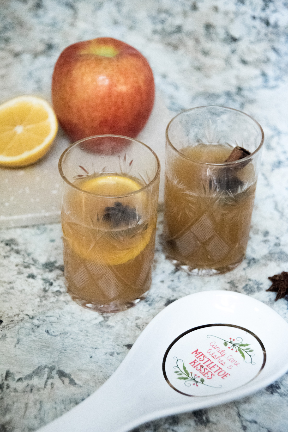 no sugar added apple cider recipe