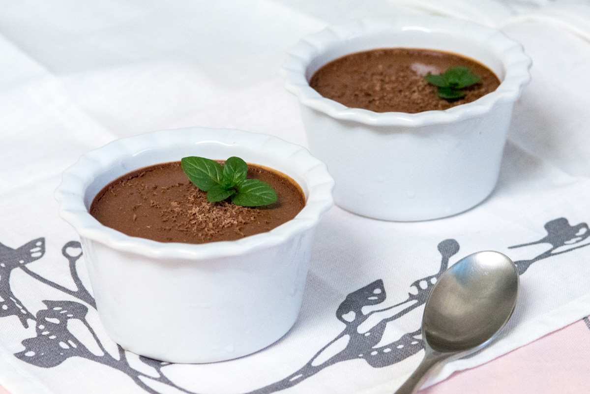 dairy free peppermint chocolate recipe