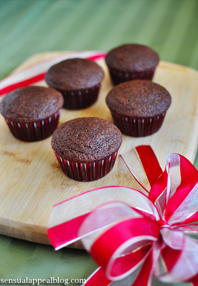 Paleo Gingerbread Muffins by Sensual Appeal Blog