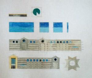 making cross stitch designs