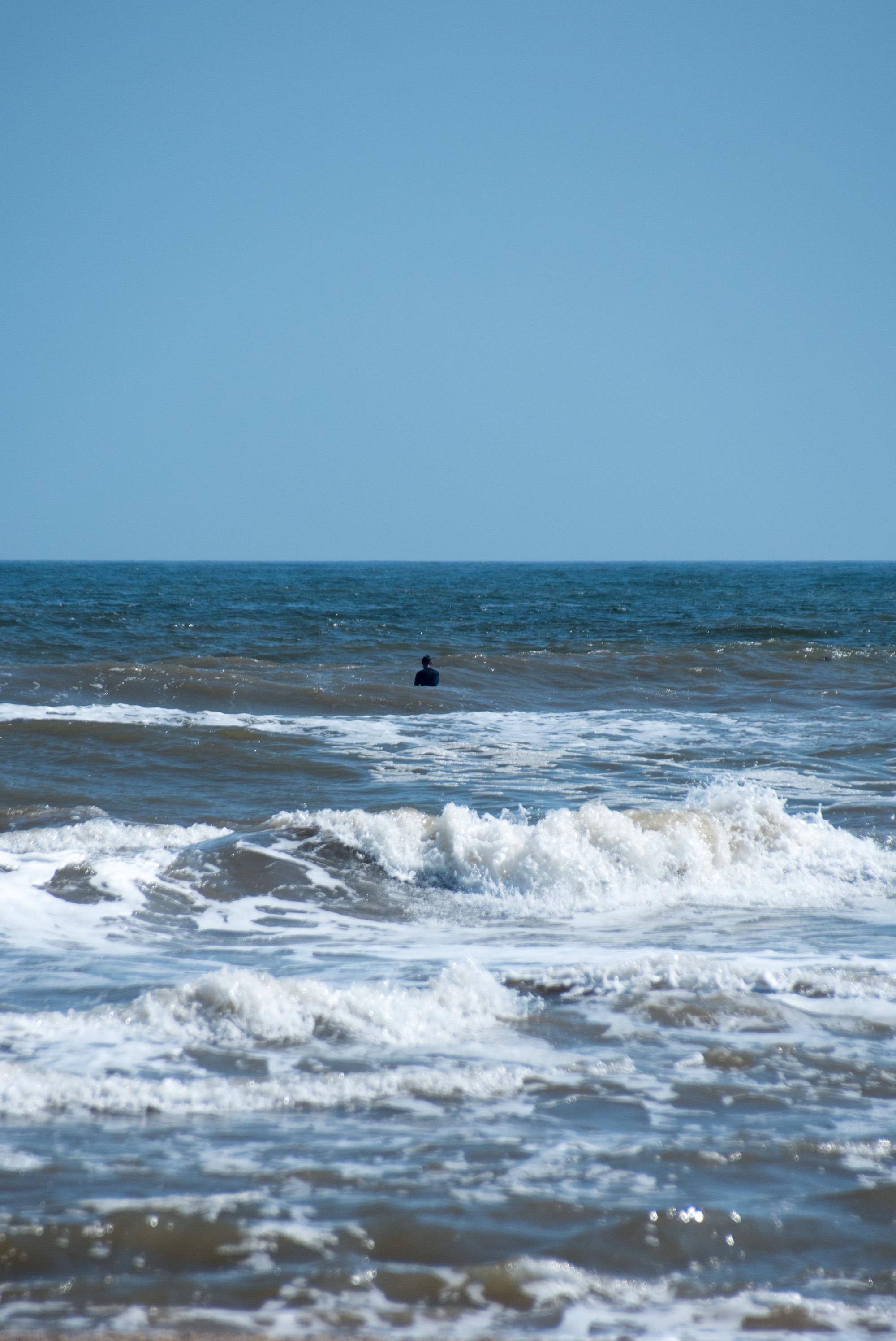 matagorda beach day