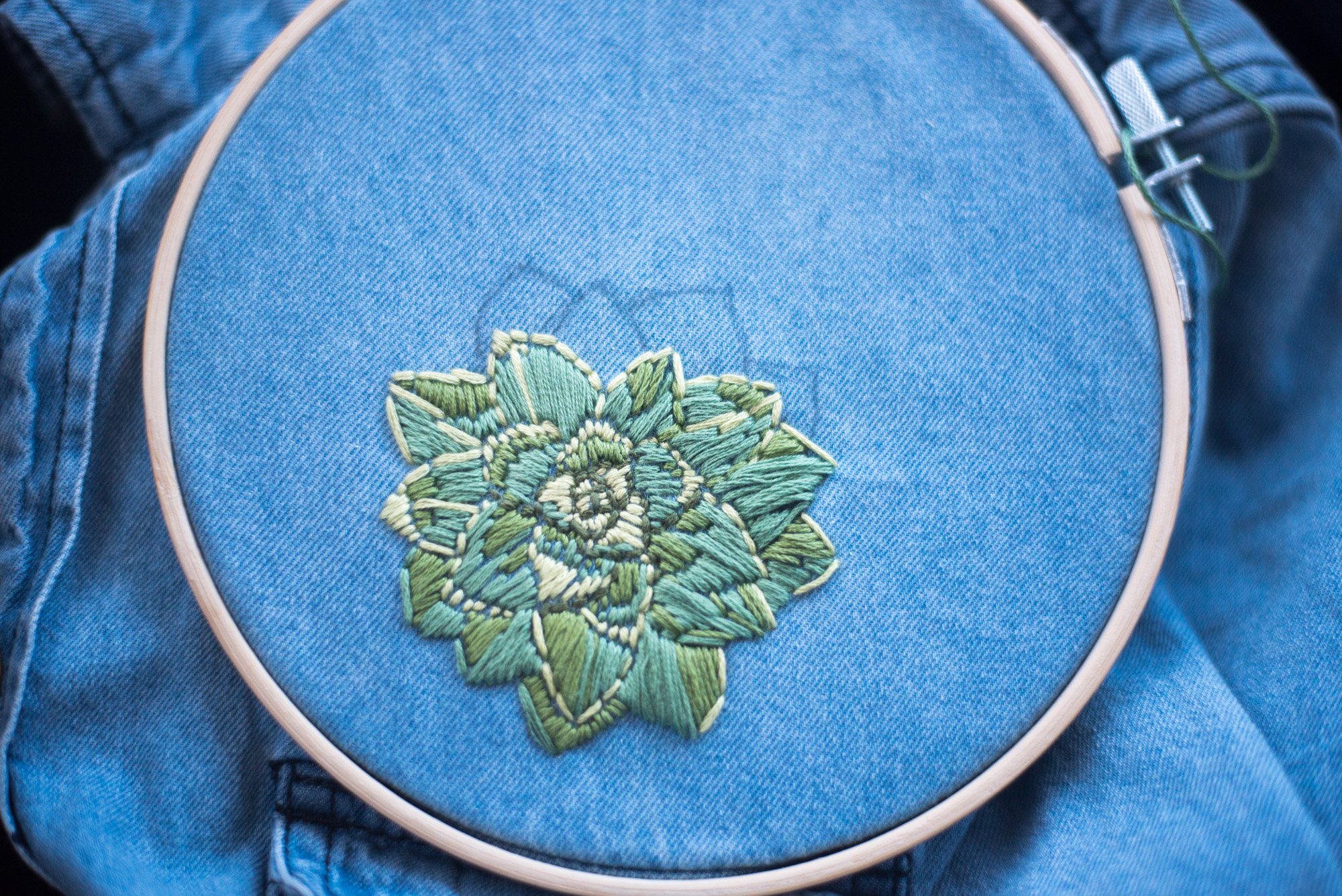 diy embroidery