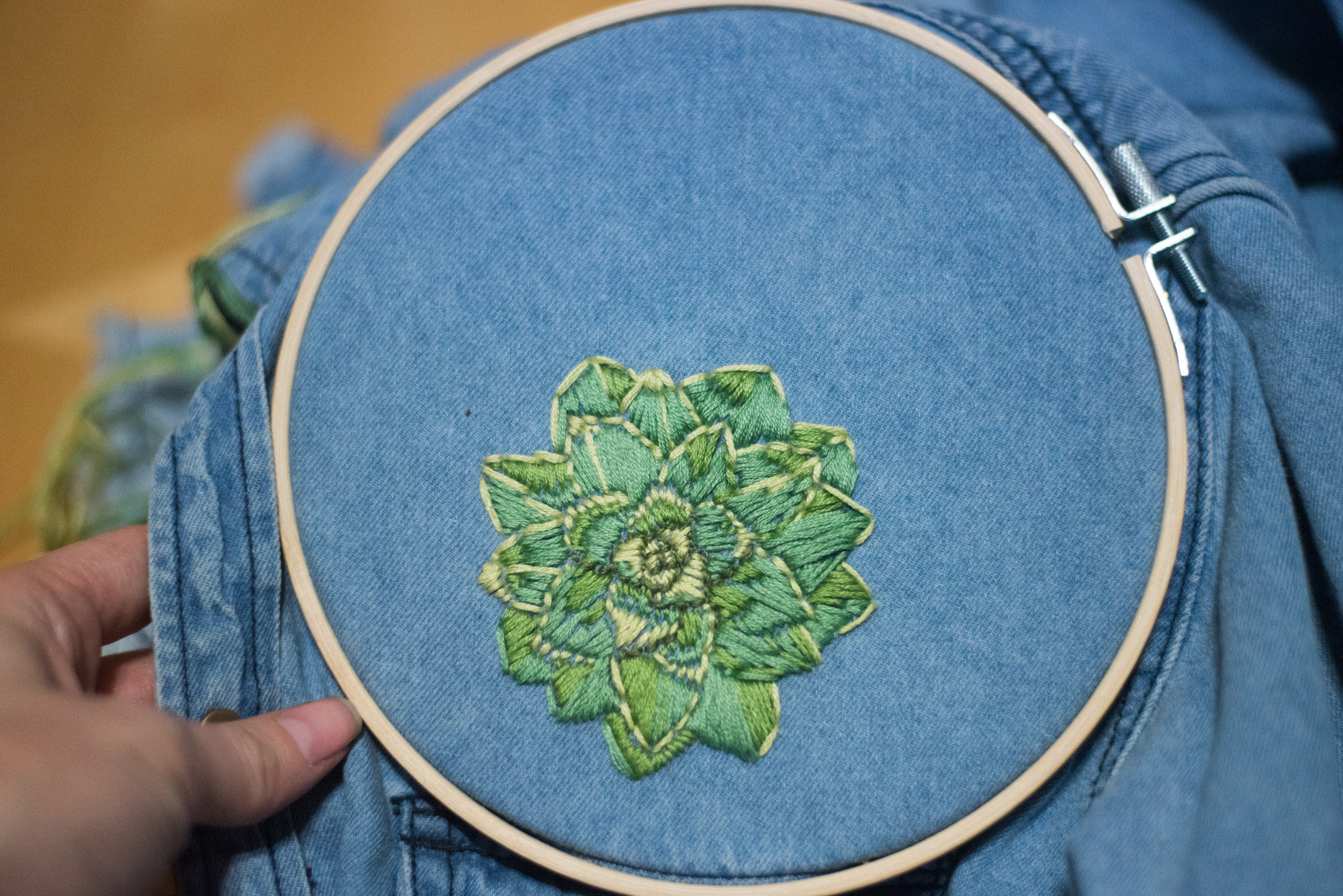 how to embroider