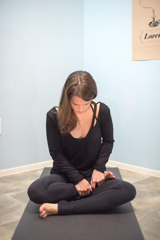 yoga lotus prep