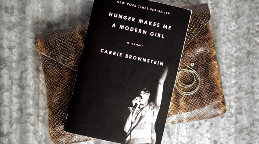 hunger makes me a modern girl book review