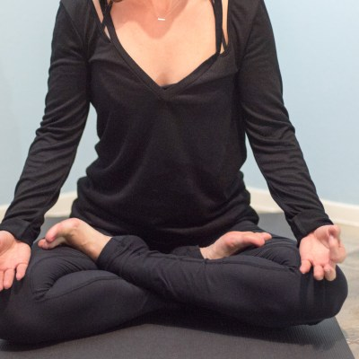 how to lotus pose
