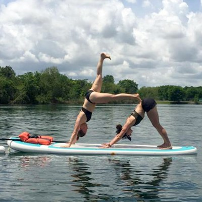 sup yoga photography tips
