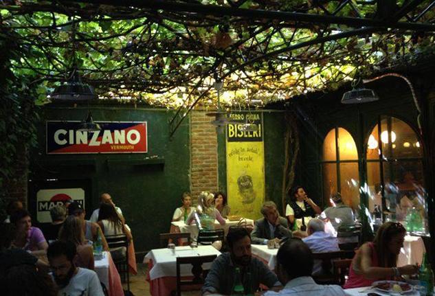 10 ristoranti con dehor a Milano per le serate di primavera  likemimagazine