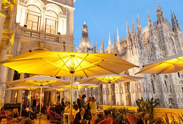 Sui tetti di Milano  10 locali con panorami mozzafiato  likemimagazine