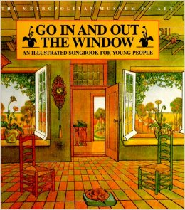 Go In and Out the Window! Music in the Library Project