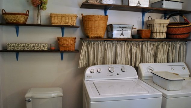 New laundry room, old house!