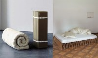 PROCESS # NOMAD # FURNITURE :: cardboard itbed by IT ...